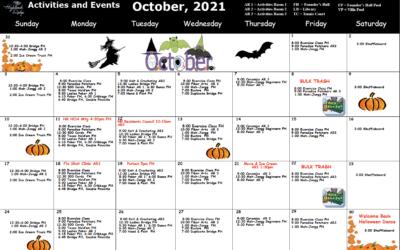 Activates-Wellness Calendar Oct 2021